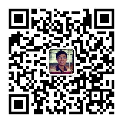 """""""尚磊的博客""""的微信订阅二维码"""
