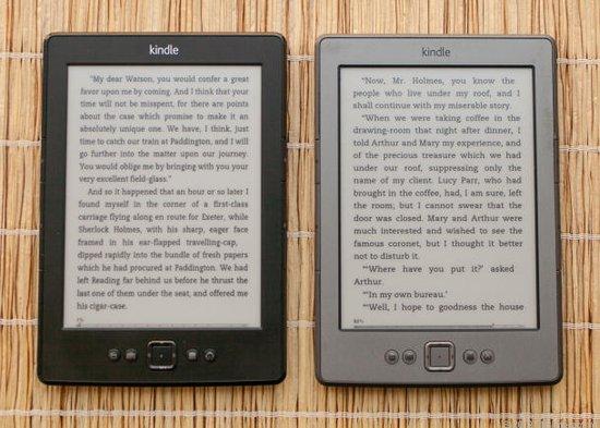 亚马逊电子书阅读器Kindle