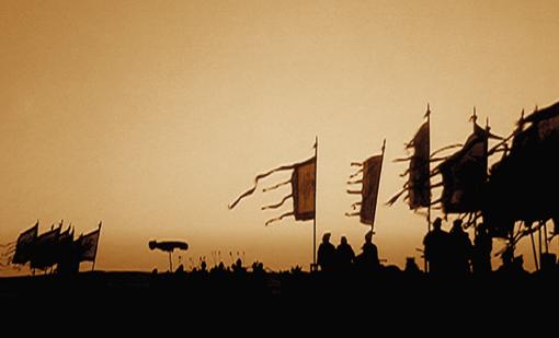夜幕中的狼群——秦军 ——观《复活的军团》